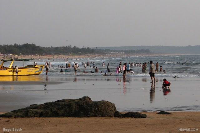 Kaikki Goan rannat 14