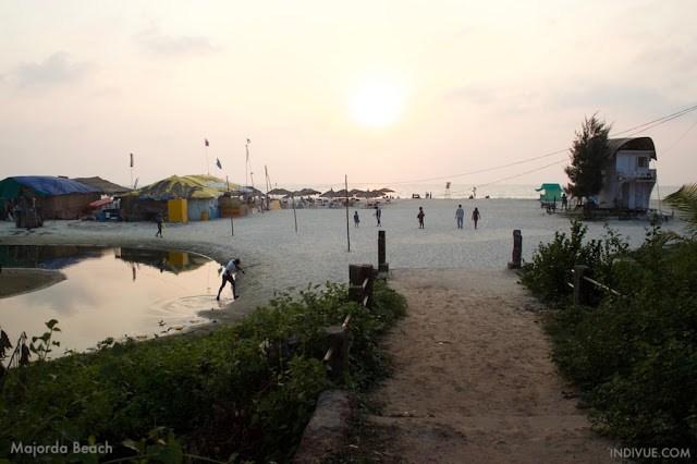 Kaikki Goan rannat 32