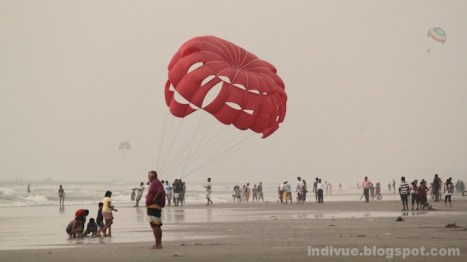 South Goa Beach, India