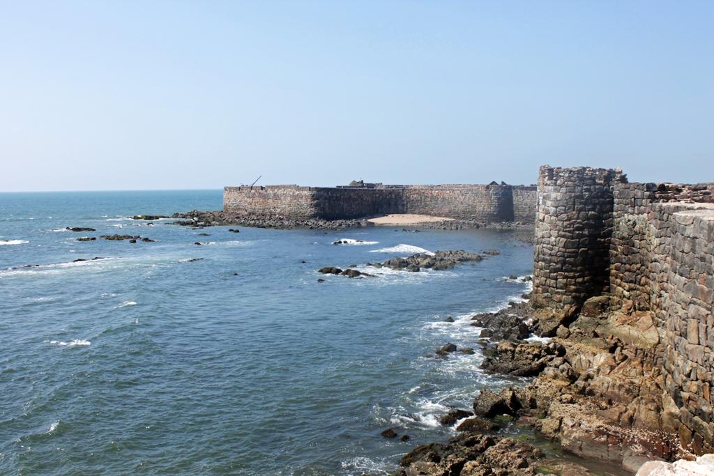 Синдхадарг форт (Sindghudurg fort)