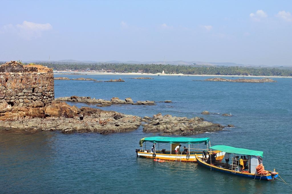 форты индии фото