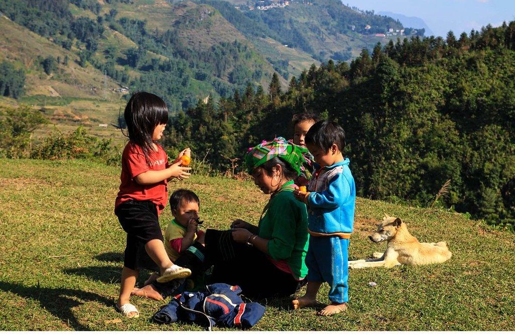 Вьетнам Сапа: Та Ван и Кат Кат