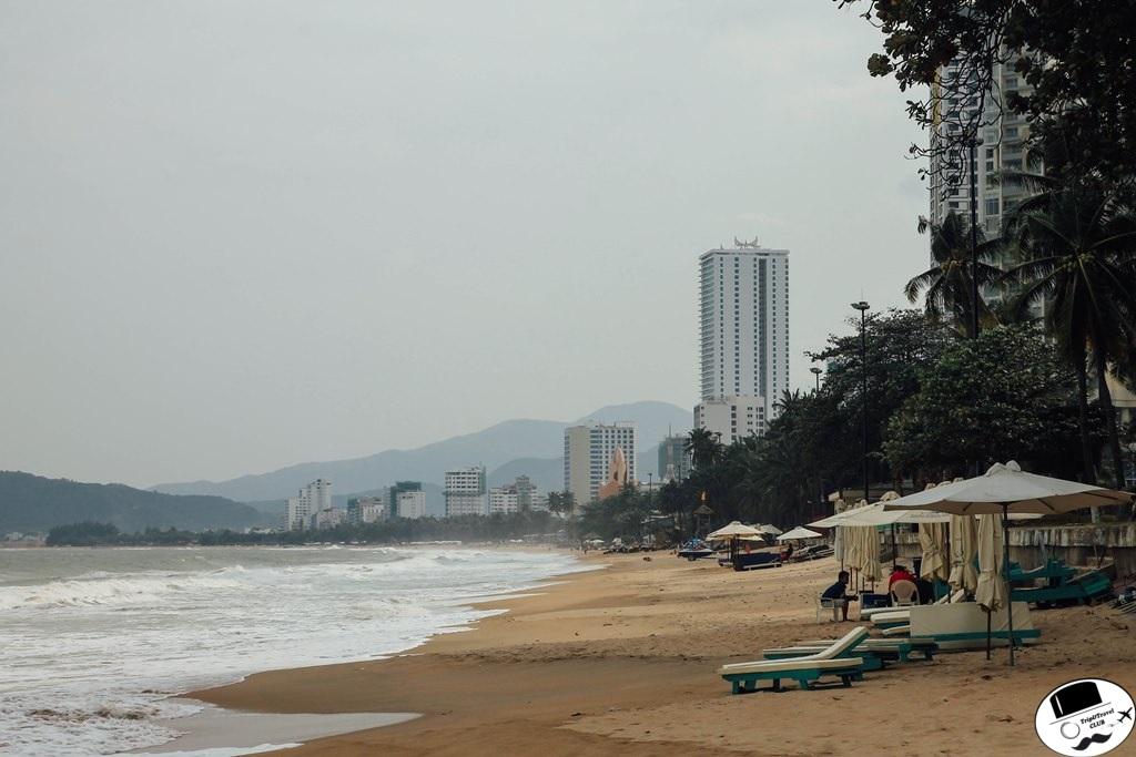 Пляжи в Нячанге