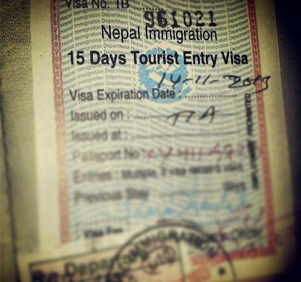 Виза в Непал: стоимость и получение