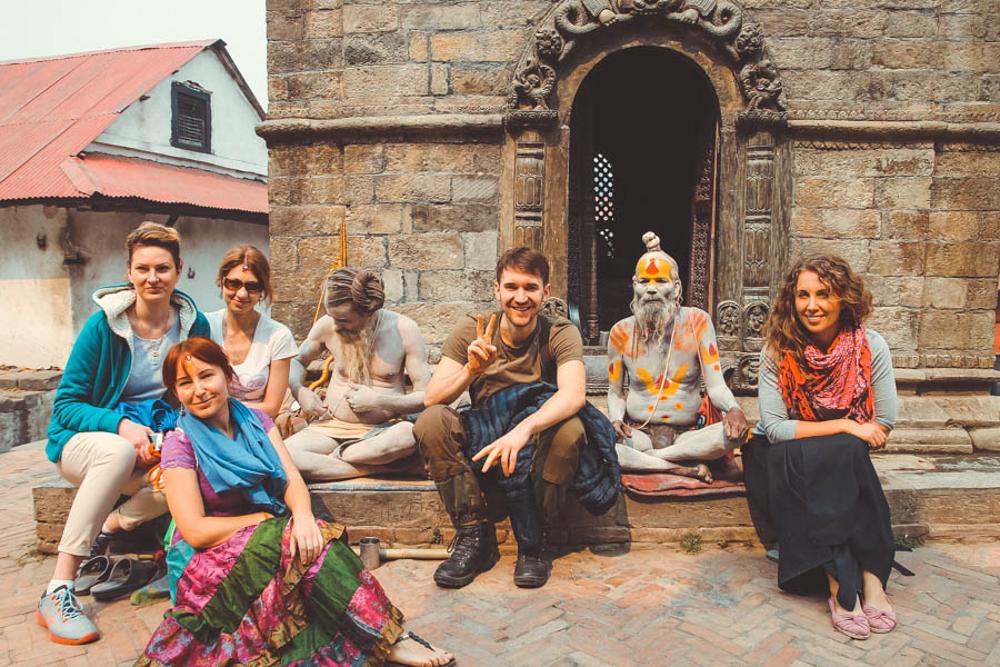 пашупатинатх катманду непал