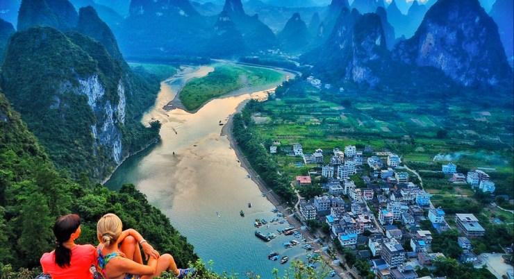 Большое путешествие в Китай и Гонконг