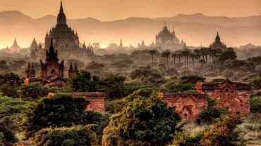 Бирма-Мьянма: путешествие души