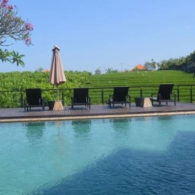 Villa for sale in Canggu with amazing view!