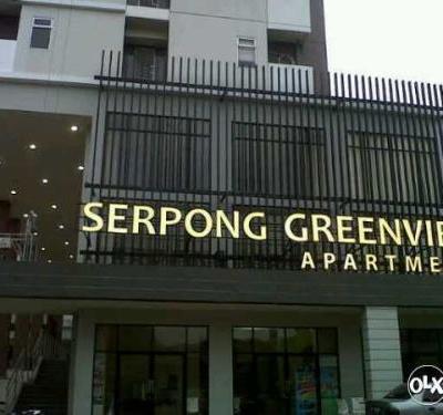 Serpong Greenview Apartment, South Tangerang
