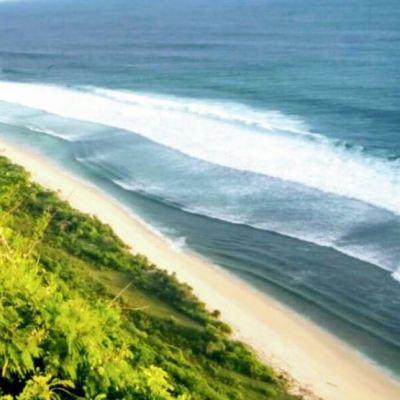 Land on Nusa Penida Island, Bali Indonesia