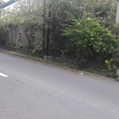 Land for sale on the main road of Jalan Batur Sari Sanur Bali
