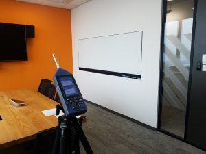 Uji Akustik - Office Room Acoustic Measurement