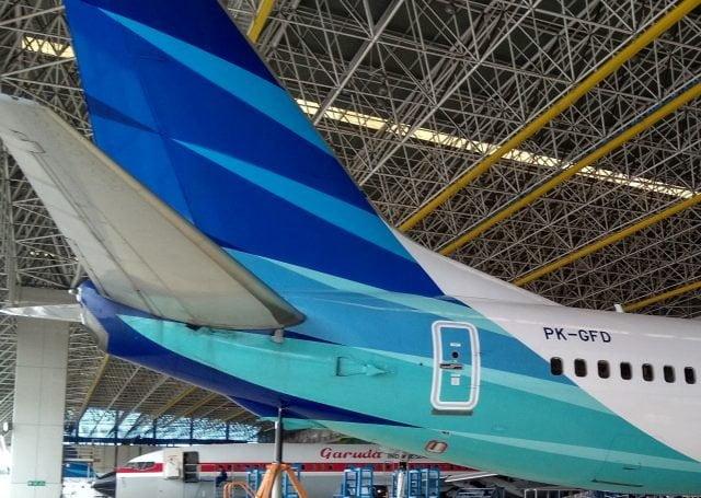 Garuda Indonesia PK-GFD