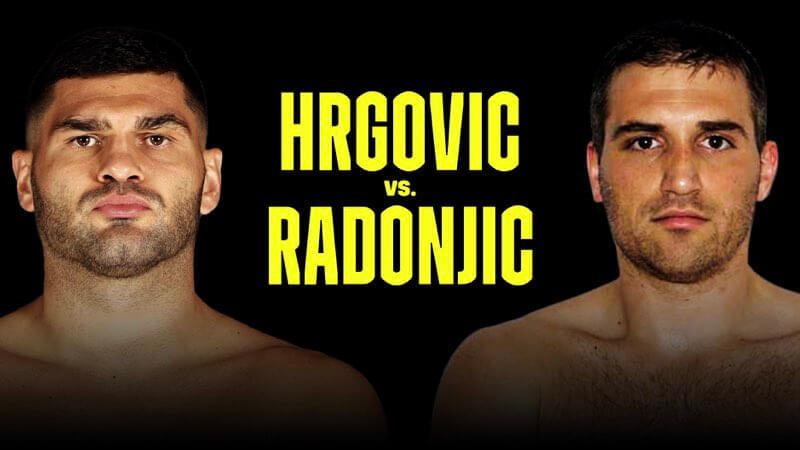 hasil tinju hari ini Hrgovic vs Radonjic