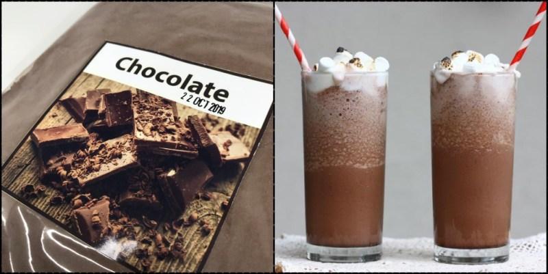 chocolate powder 2