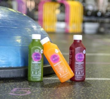 10. Rejuve - Cold pressed Juice