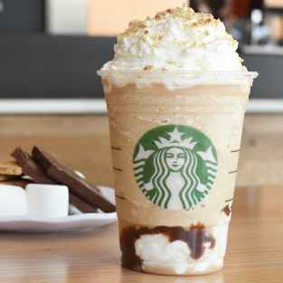4. Starbucks -frappucino