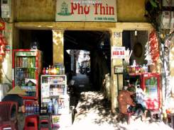 Pho Thin Bo Ho - one of the oldest Pho restaurant to Hanoi people