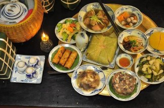 Traditional Food served in the North of Vietnam
