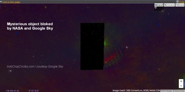 NASA Memblok Objek Misterius Bintang Blue Star Kachina