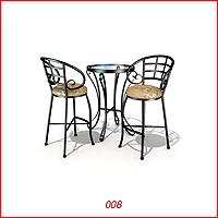 008.Kursi Dan Meja Makan Cover