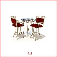 012.Kursi Dan Meja Makan Cover