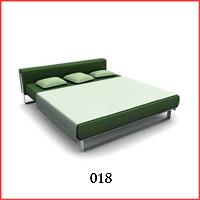 18.Tempat Tidur & Kasur Cover