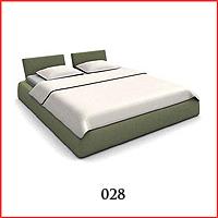 28.Tempat Tidur & Kasur Cover