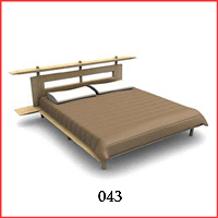 43.Tempat Tidur & Kasur Cover