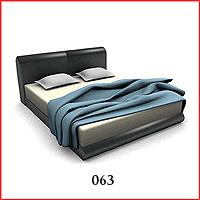 63.Tempat Tidur & Kasur Cover