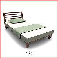 74.Tempat Tidur & Kasur Cover