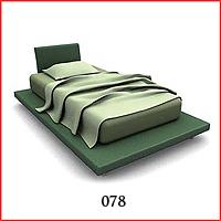78.Tempat Tidur & Kasur Cover