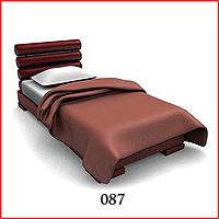 87.Tempat Tidur & Kasur Cover