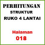 Perhitungan Struktur Ruko 4 Lantai (18)