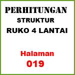 Perhitungan Struktur Ruko 4 Lantai (19)