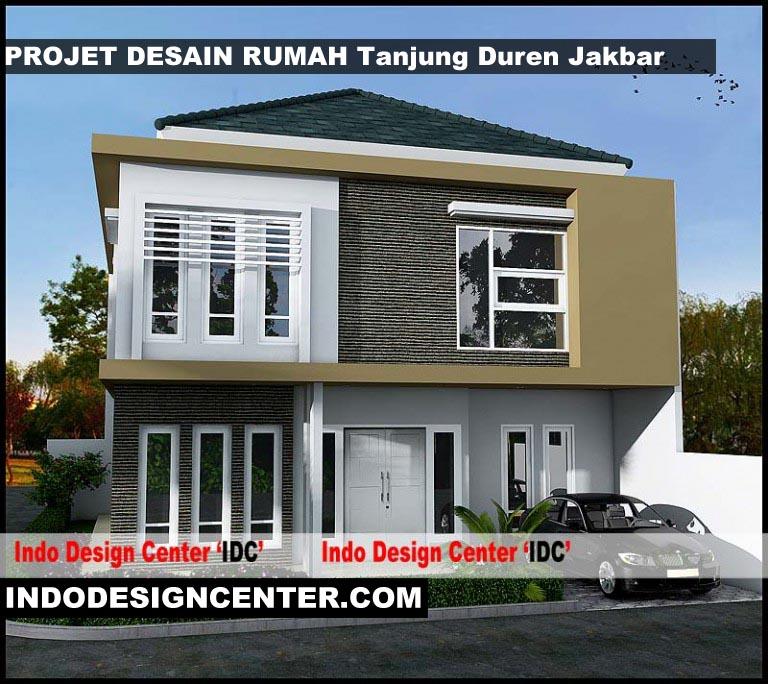 Desain Rumah 2 lantai Di Batam