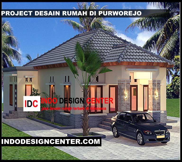 Desain Rumah KODE 003