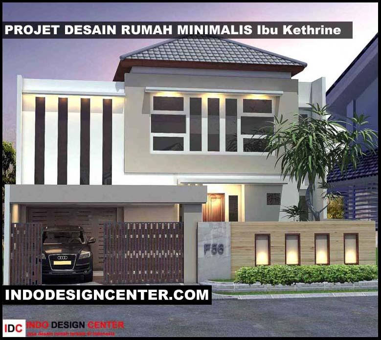 Desain Rumah KODE 2Lt 005