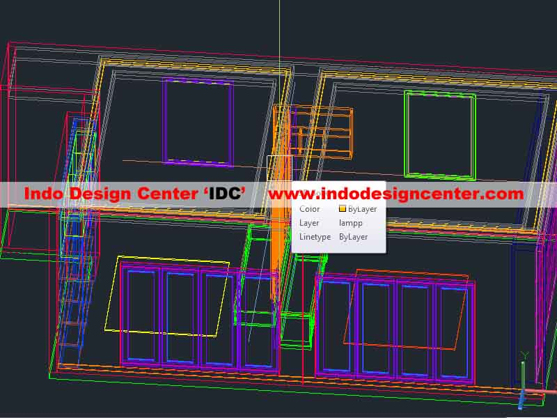 interior AutoCad no 16