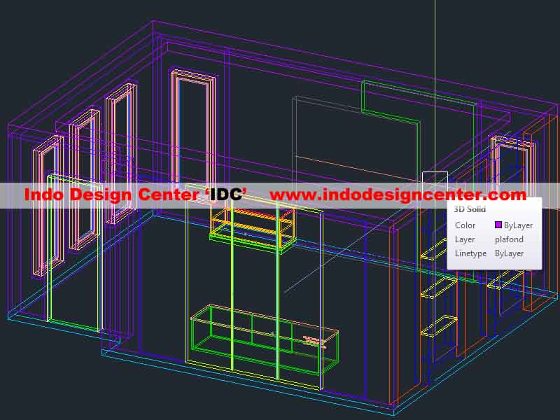 interior AutoCad no 17
