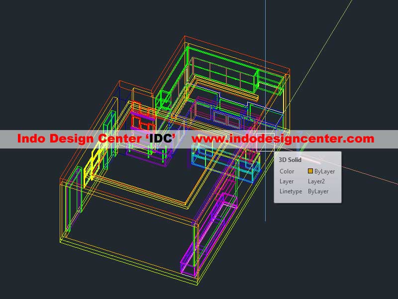interior AutoCad no 24