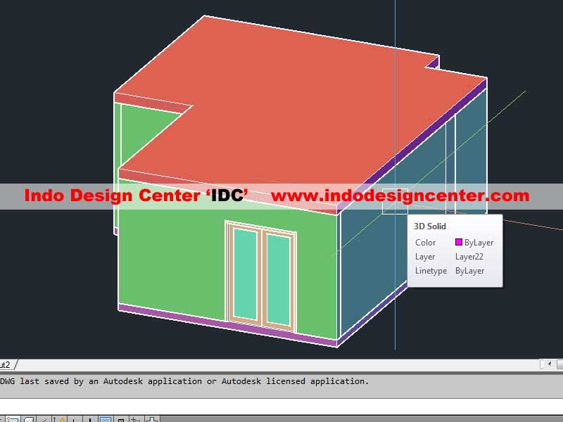 interior AutoCad no 25