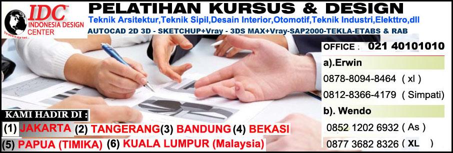 Kursus Desain Interior Di Surabaya