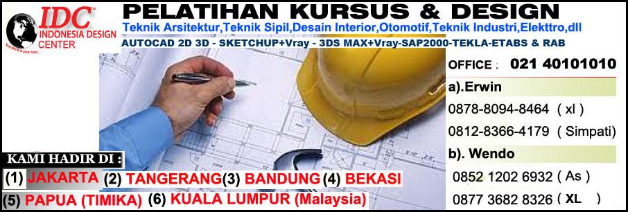 Kursus Perhitungan RAB Di Semarang
