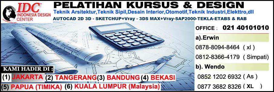 Kursus Perhitungan RAB Di Yogyakarta