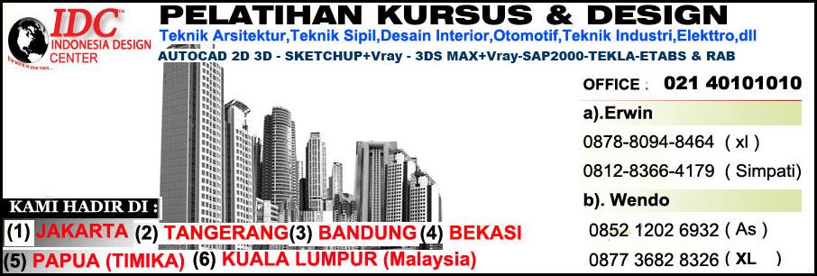Kursus Sketchup Di Semarang