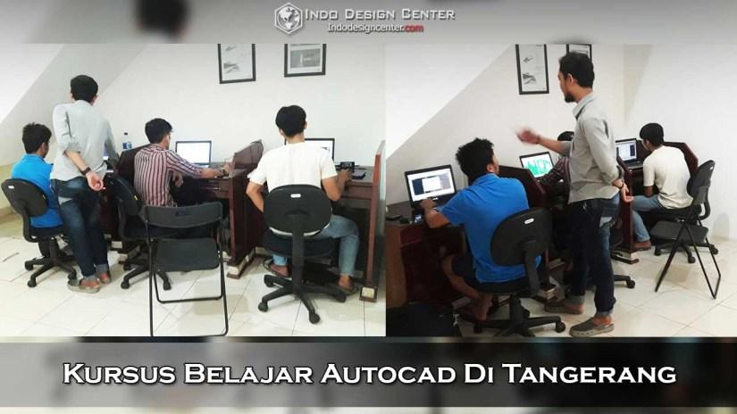 Kursus Belajar Autocad Di Tangerang