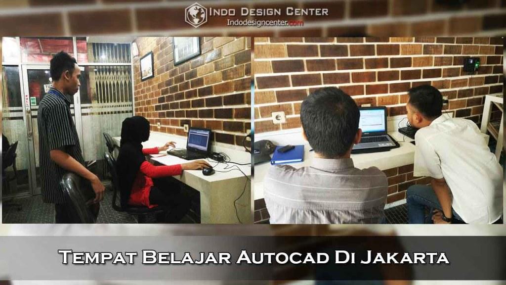Tempat belajar autocad di jakarta kursus privat autocad 2d 3d 3ds max vray max sap 2000 Kitchen set di jakarta design center