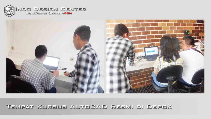 Tempat Kursus AutoCAD Resmi di Depok