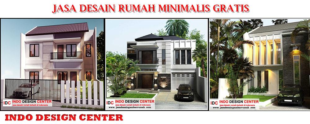 Jasa Desain Rumah Minimalis Gratis Jasa Arsitektur Terbaik